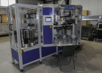 Rotating forming machine PipeLife